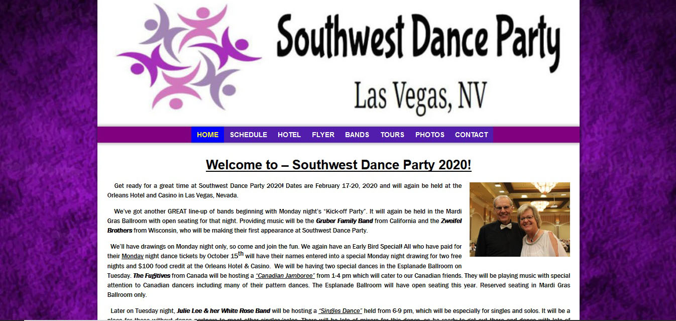 Southwest Dance Party